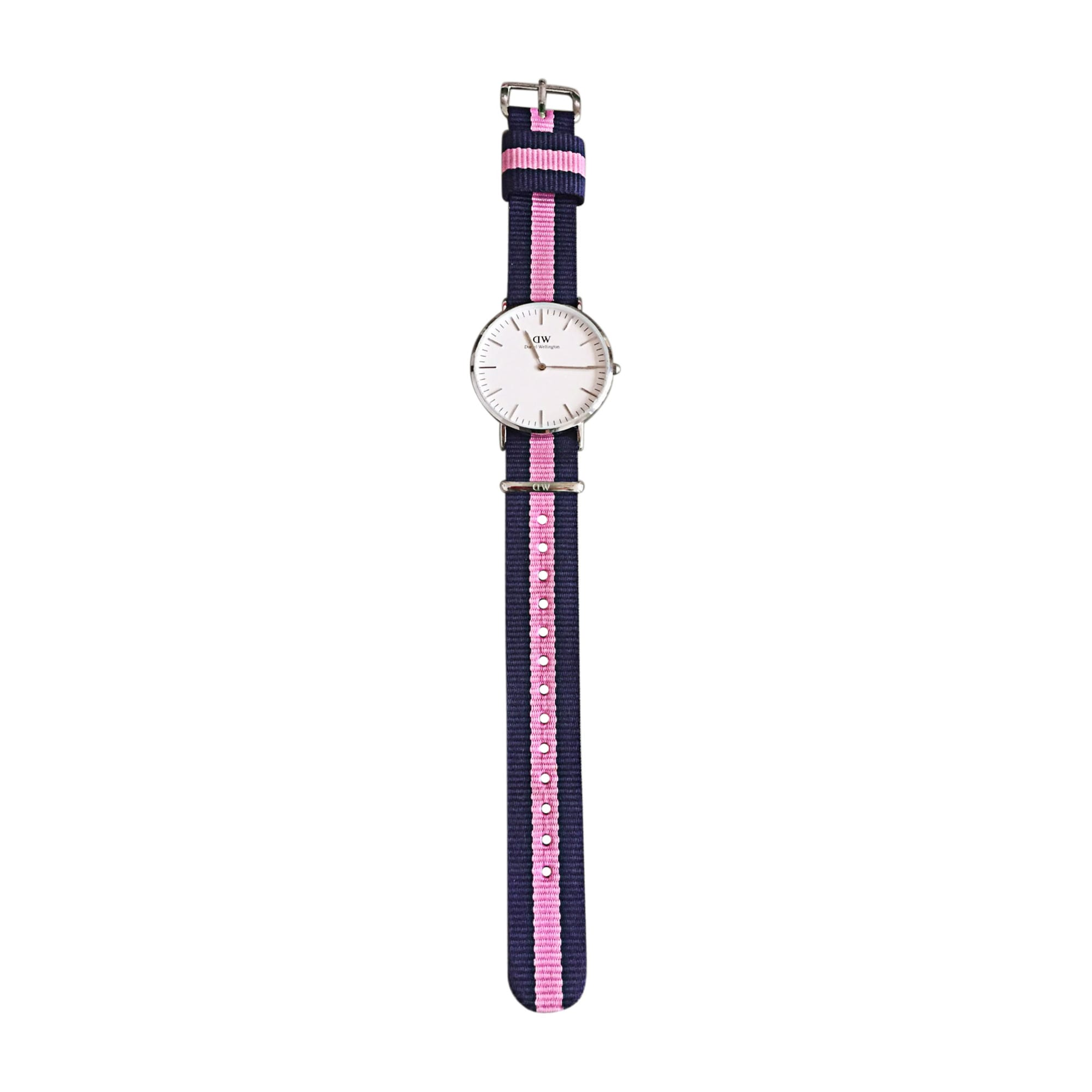 Montre Style Marin Montre Au Poignet Daniel Wellington Bleu Marine And Rose