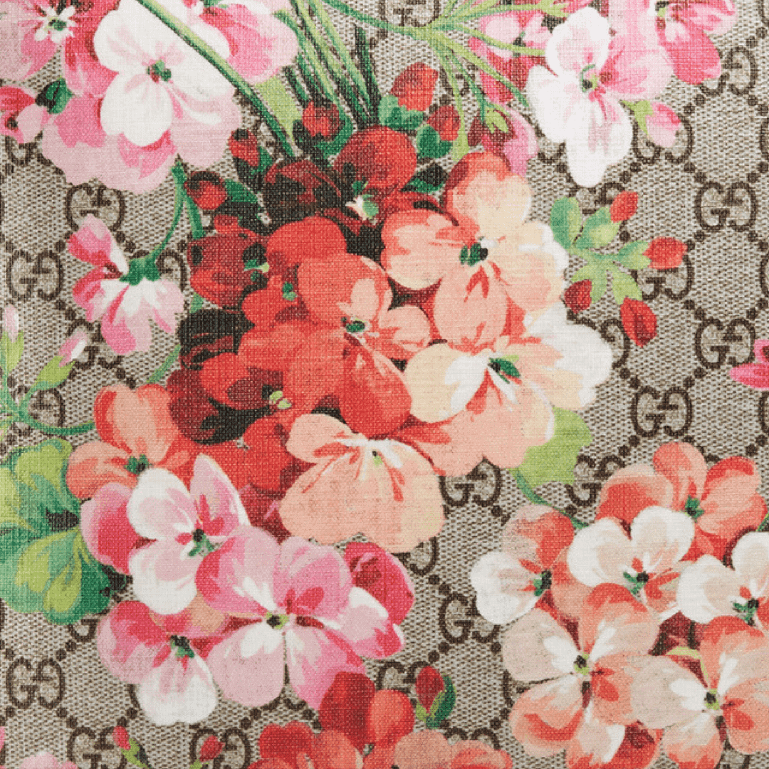 Fall Flowers Wallpaper For Desktop The 5 Iconic Prints From Gucci Prendo Blog