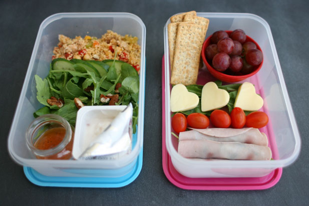 Ideas for awesome office lunches