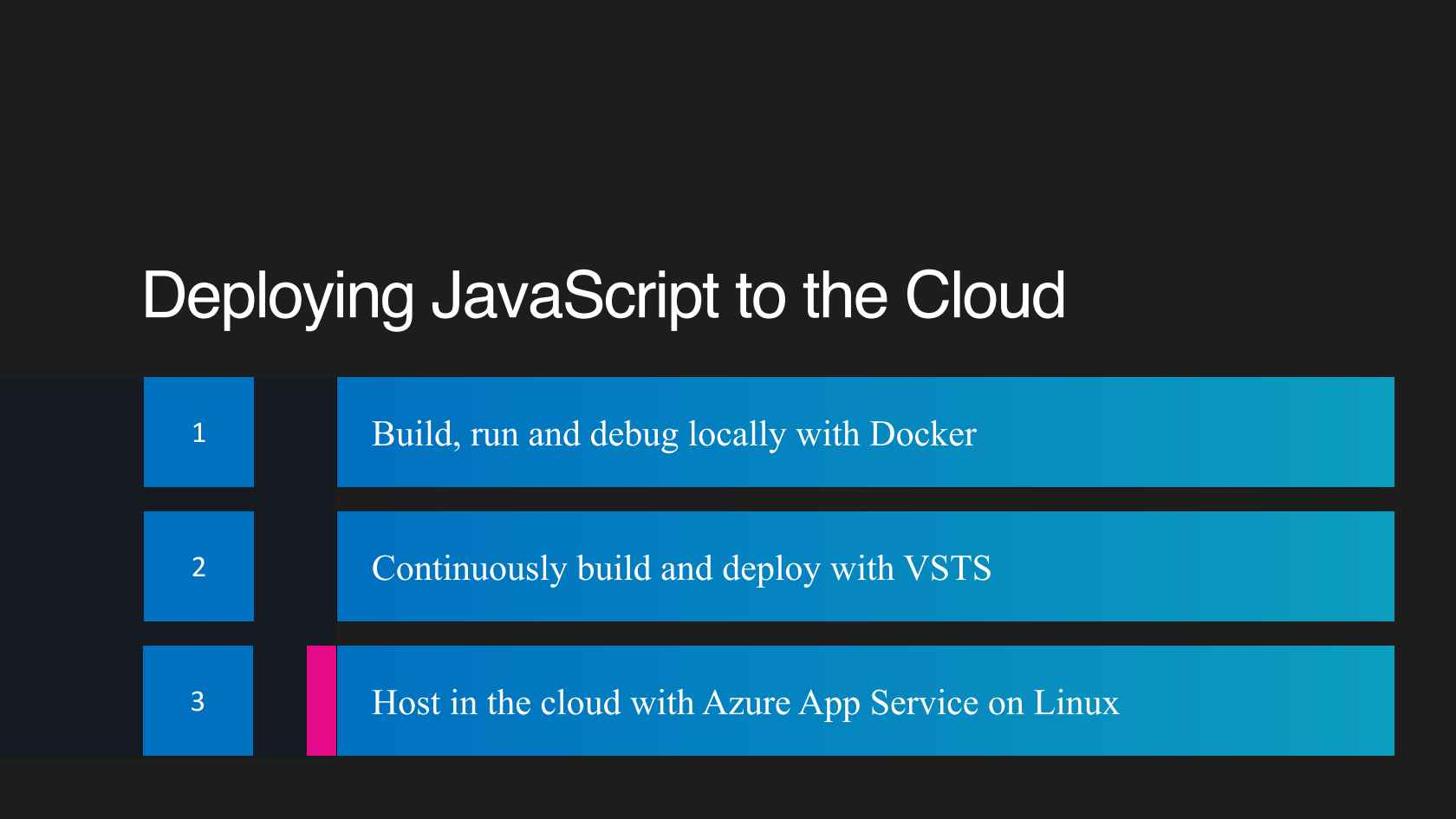 Javascript Cloud Modern Javascript In The Cloud