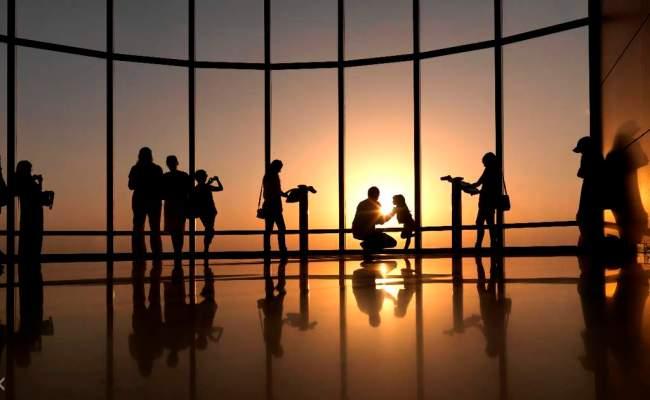 Buy Burj Khalifa Observation Deck Ticket At The Top Online Klook