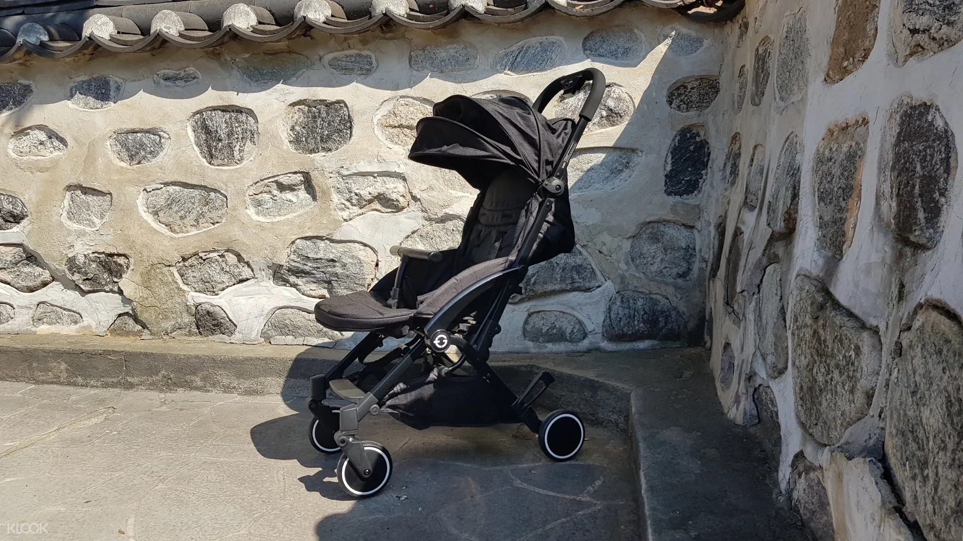 Carriage Type Strollers Stroller Rental Service In Seoul Klook