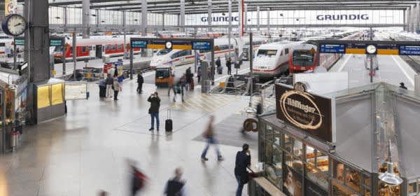 Webcam Köln Hauptbahnhof Connections And Travelling On - Munich And The Region