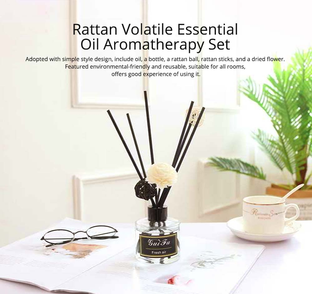 Rattan Jyoti Essential Oil Home Fragrance No Fire Rattan Aroma Volatile Aromatic Fragrance Aromatherapy 120ml