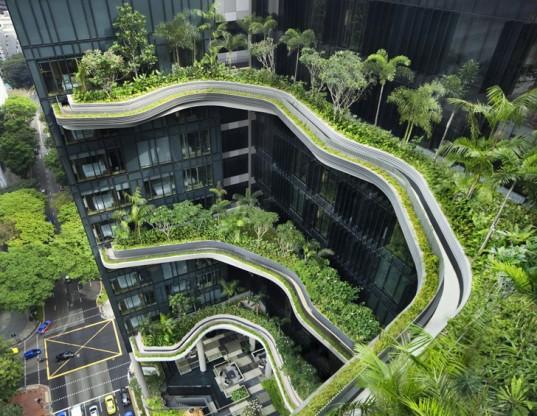 Parkroyal Singapore - WOHA Architects