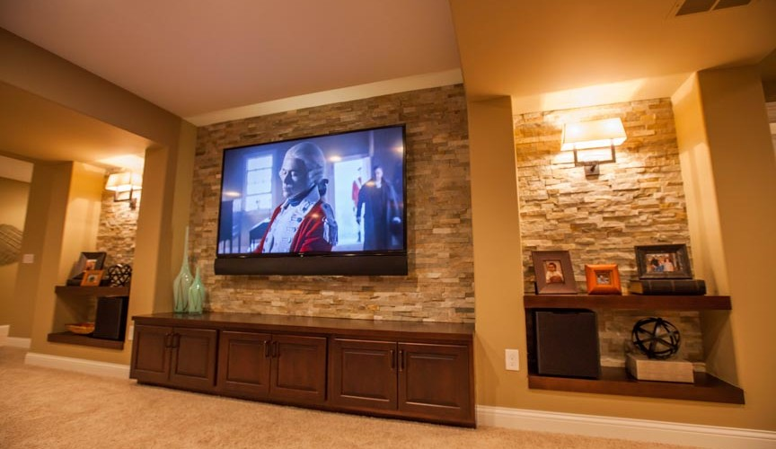 Feature Tv And Lighting Resolution Audio Video