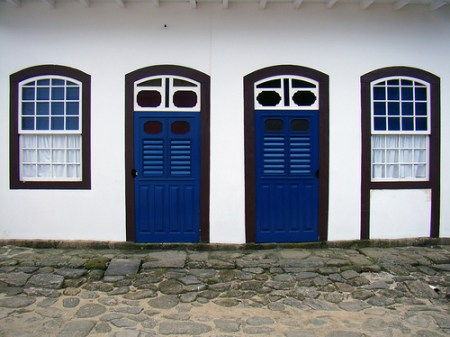 Paraty, in Rio state