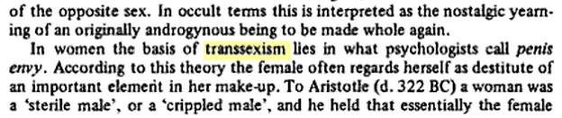 """Transsexism"""