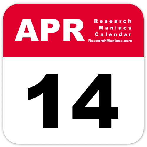 1961 April Calendar Year 1961 Wikipedia Information About April 14