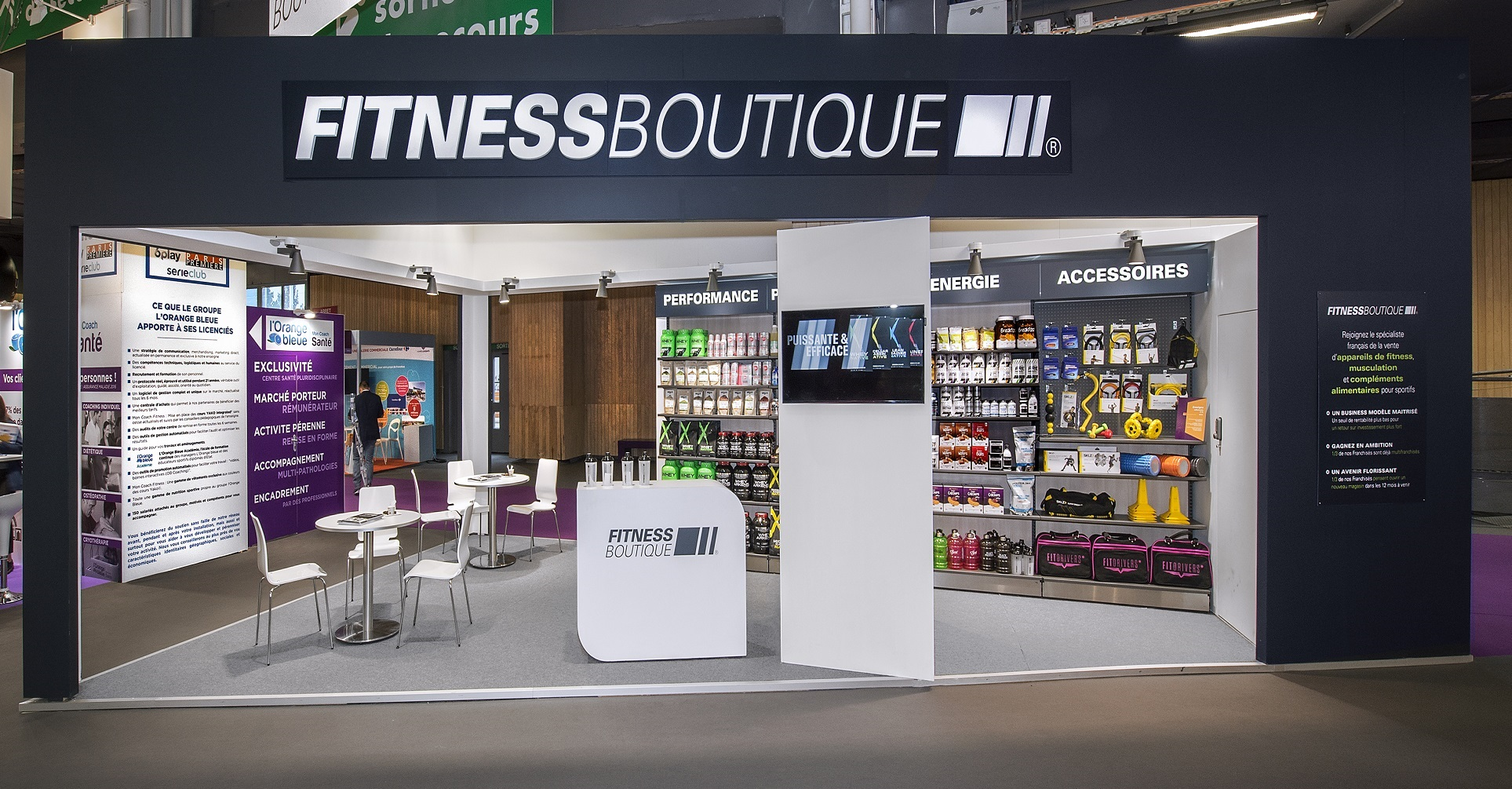 Salon De La Randonnée 2017 Paris Bilan Du Salon De La Franchise Et Du Bodyfitness Paris