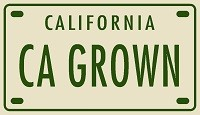 CA Grown Californie Certified