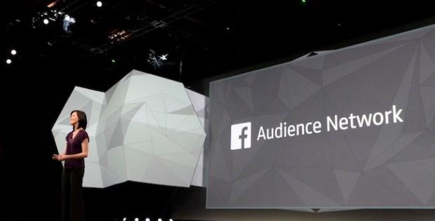 apresentação sobre facebook Audience Network