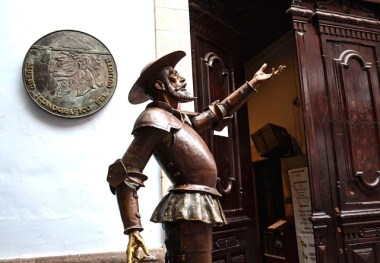 Museo Don Quijote.