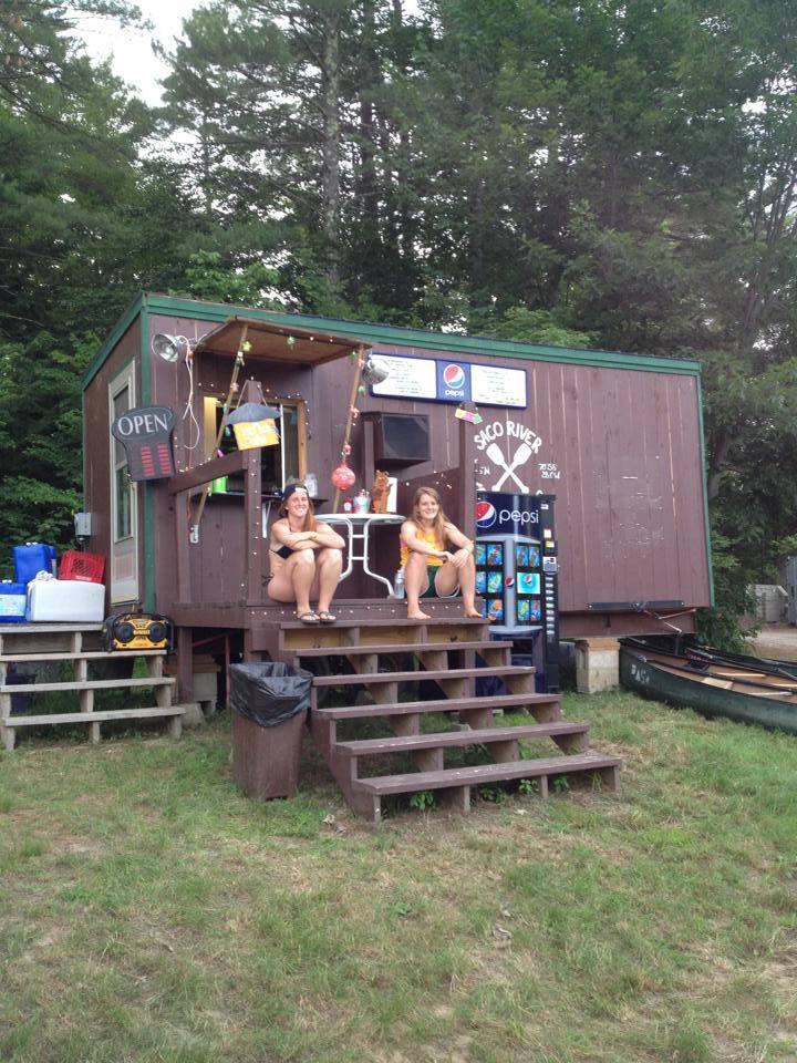 cv camping