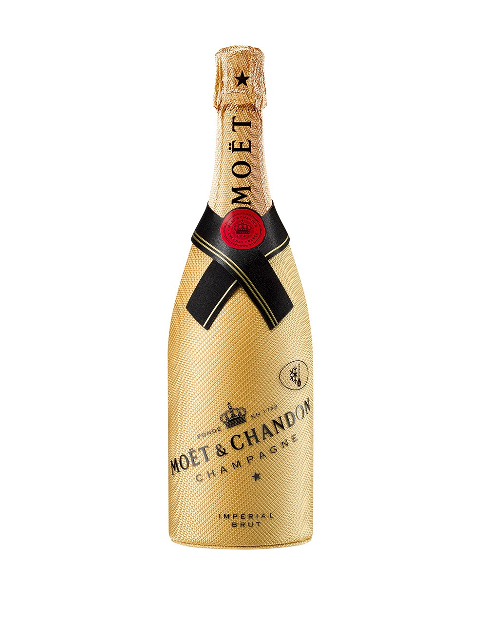 Bar Regal Moët & Chandon Gold Diamond Suit | Buy Online Or Send As A