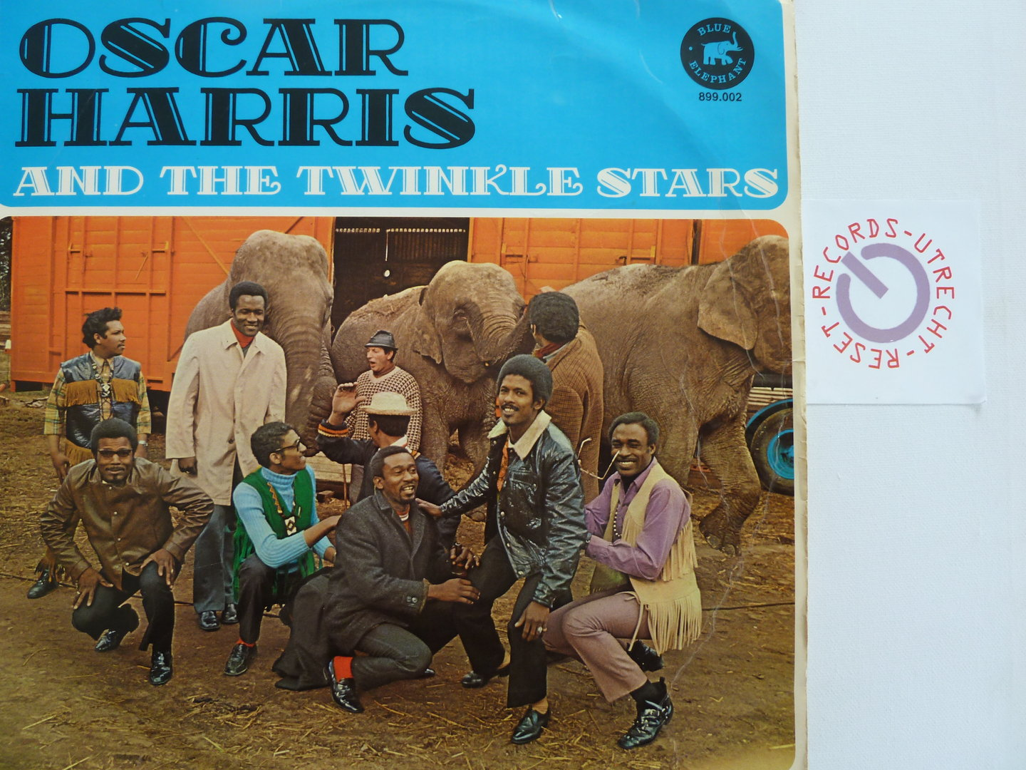 Oscar Harris Oscar Harris And The Twinkle Stars Oscar Harris And The