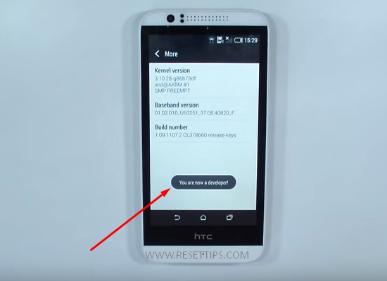 how to reset a htc phone, provided by www.resettips.com