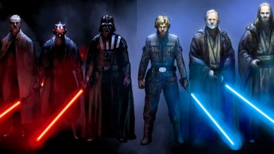 Star Wars Jedi Through the Ages [3840x1080] : wallpapers