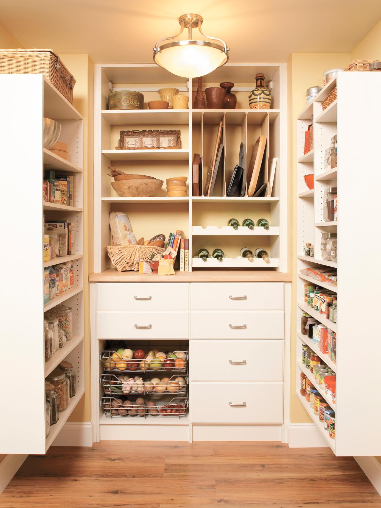 Custom Kitchen Pantry Cabinet 51 Pictures Of Kitchen Pantry Designs And Ideas