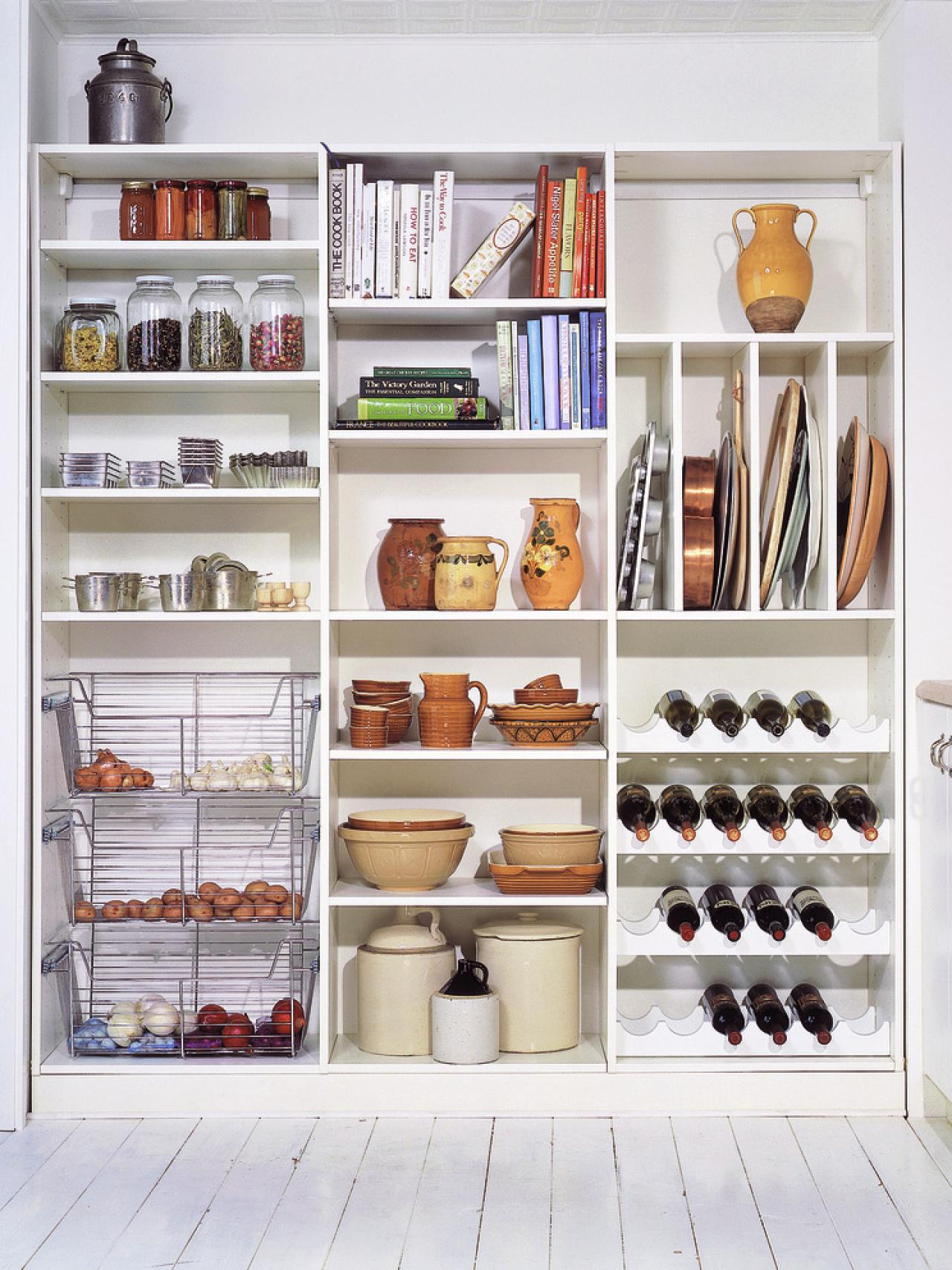 Closet Pantry 51 Pictures Of Kitchen Pantry Designs Ideas