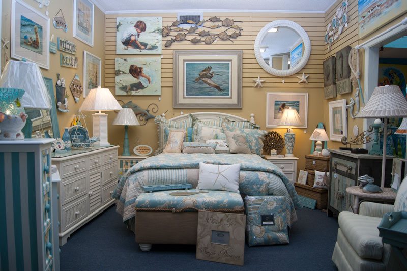 16 Beach Style Bedroom Decorating Ideas - beach themed bedrooms