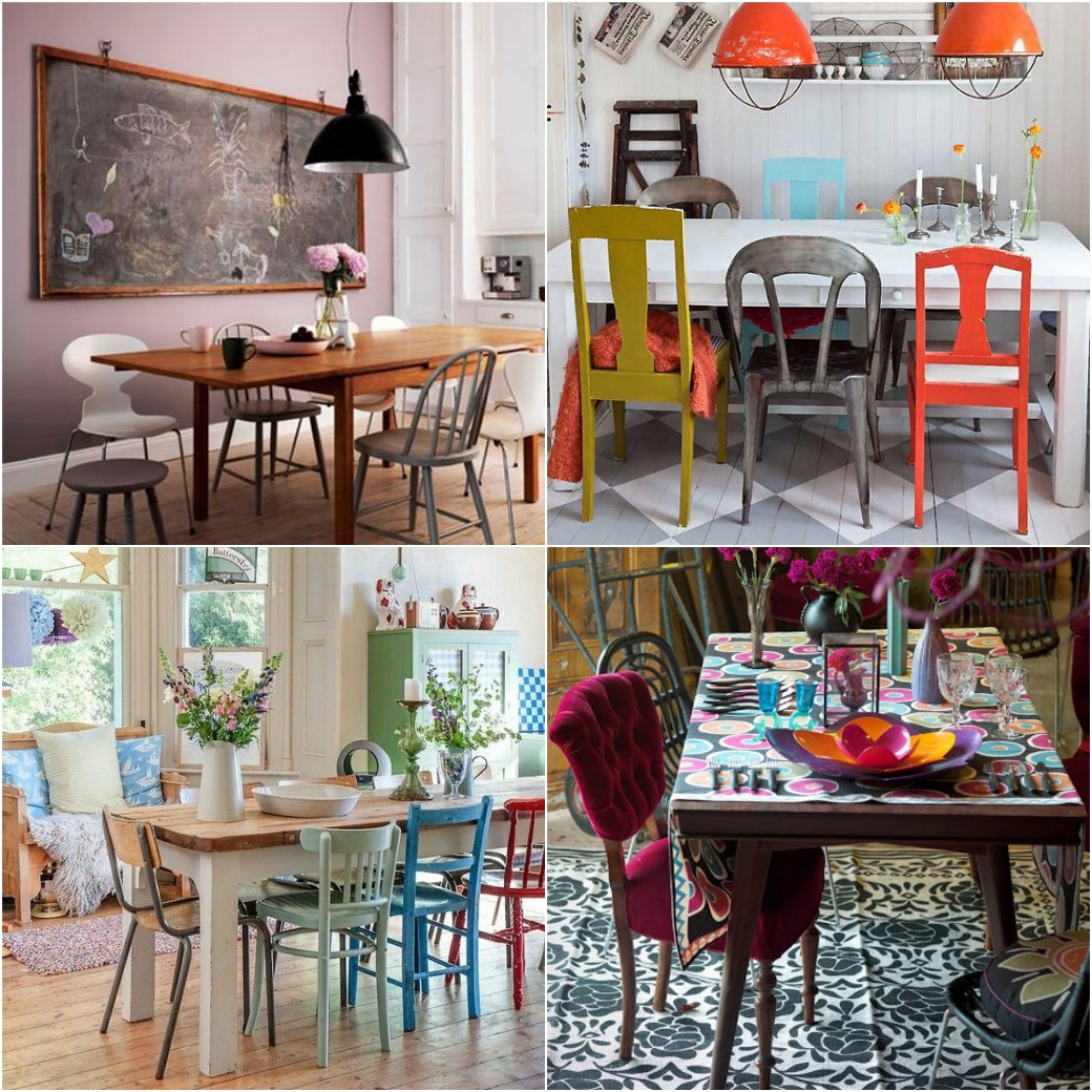 Mixing Dining Room Chairs 20 43 Mix And Match Dining Chairs Design Ideas