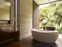 23 Natural Bathroom Decorating Pictures