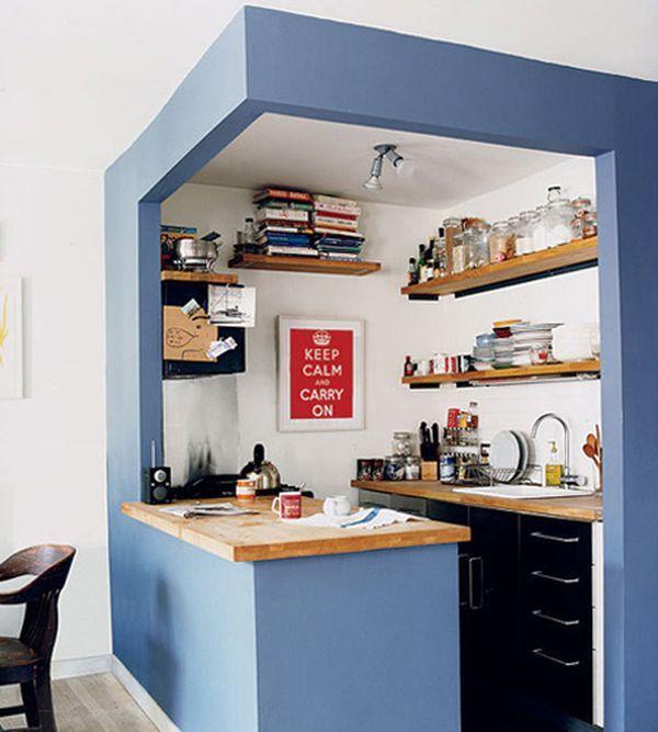 21 Small Kitchen Design Ideas Photo Gallery - small kitchen design ideas photo gallery