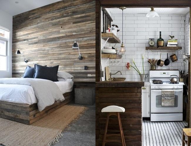 21 Most Unique Wood Home Decor Ideas - unique home decorations