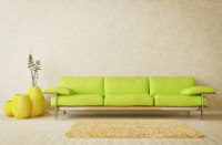 Green Sofa Design Ideas & Pictures For Living Room