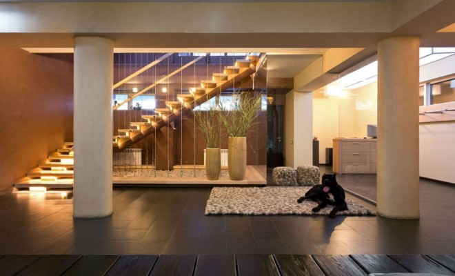 21 Staircase Lighting Design Ideas Pictures