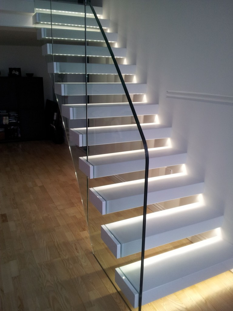Treppenstufenbeleuchtung Led 21 Staircase Lighting Design Ideas & Pictures