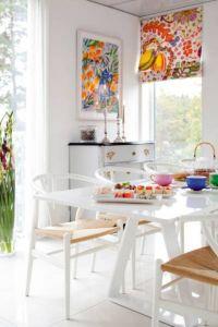 Wishbone Chairs By Famous Danish Designer Hans Wegner
