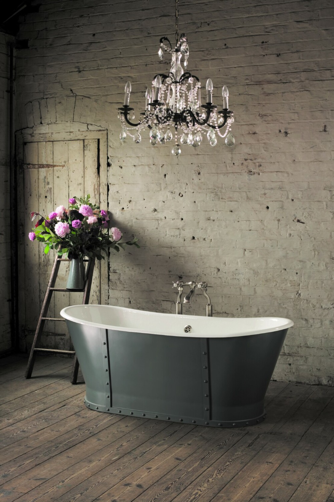 Badezimmer Set London Vintage Style Bathroom Decorating Ideas And Tips