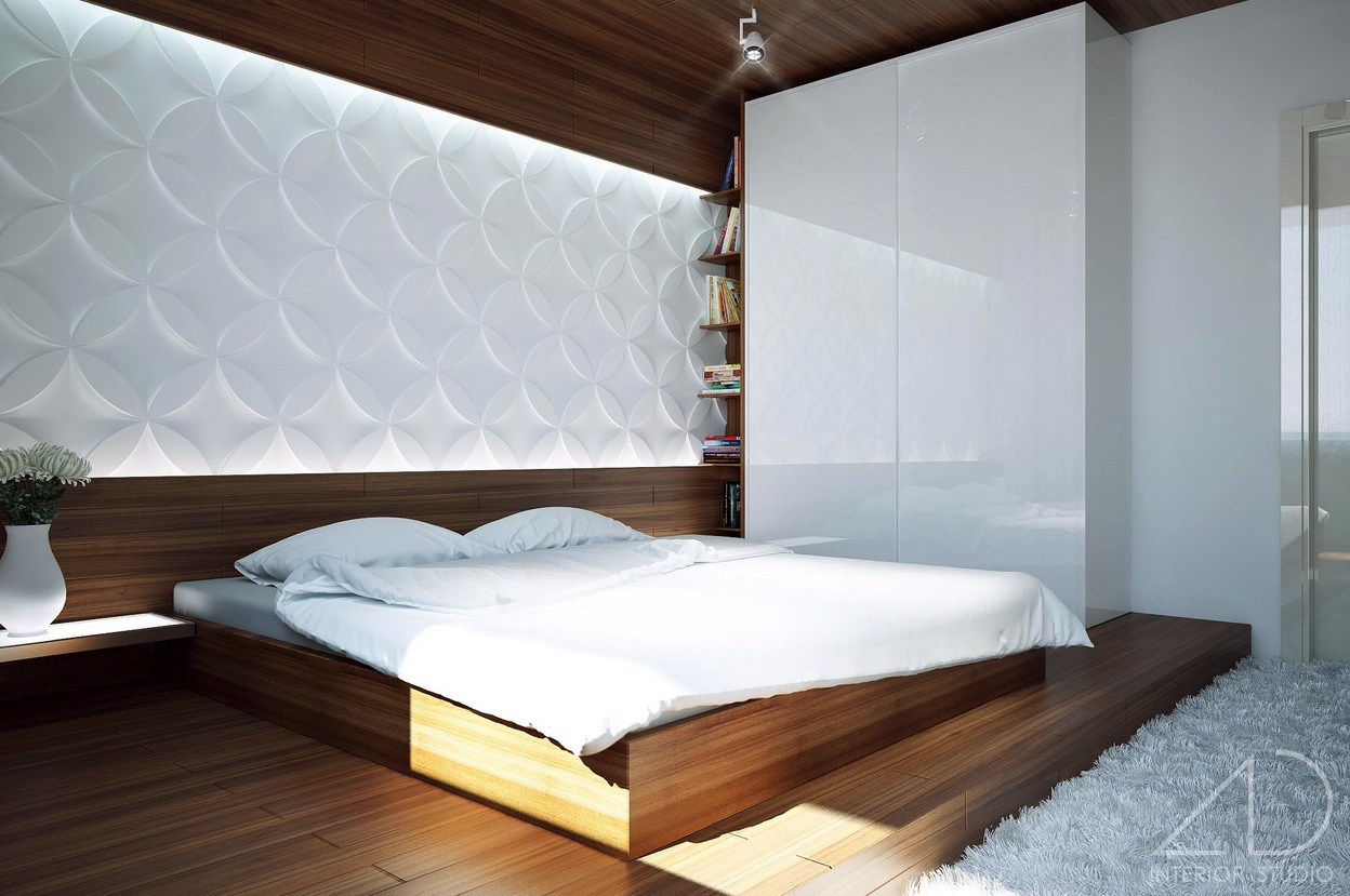 Modern Bed Designs Wood 21 Beautiful Wooden Bed Interior Design Ideas