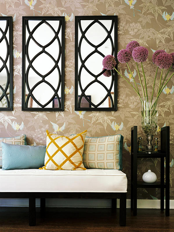 21 Ideas For Home Decorating With Mirrors - home decor mirrors