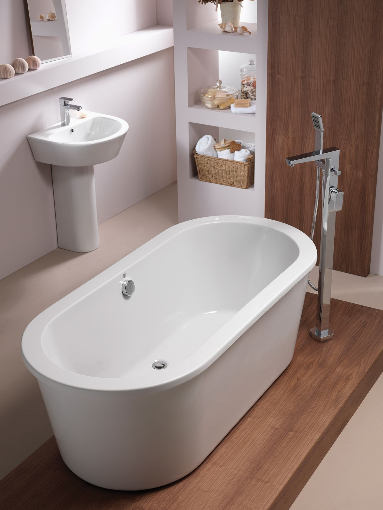 Freestanding Bath Taps How To Choose The Best Freestanding Bath For Your Bathroom