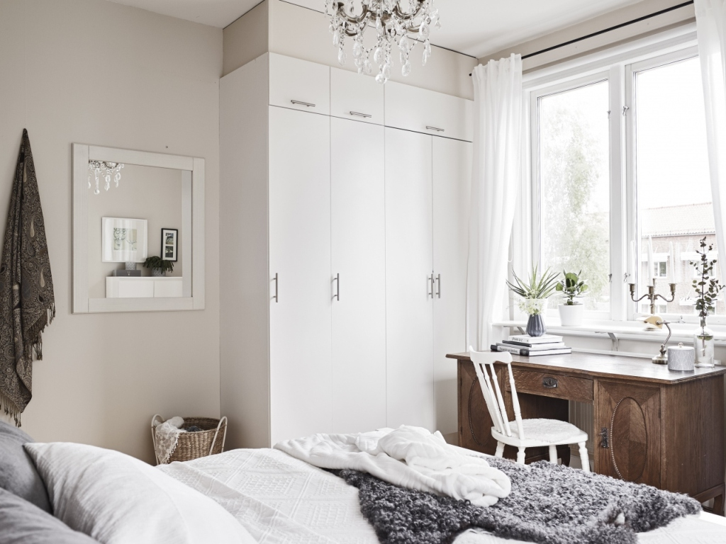 Swedish Decorating Creative Scandinavian Home Interior Combined With Plants Decor