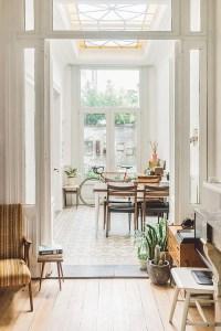 Green & Vintage Interior Design Home Of Creative Duo