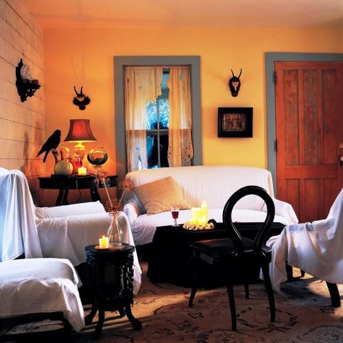Medium Of Decoration Of Living Room