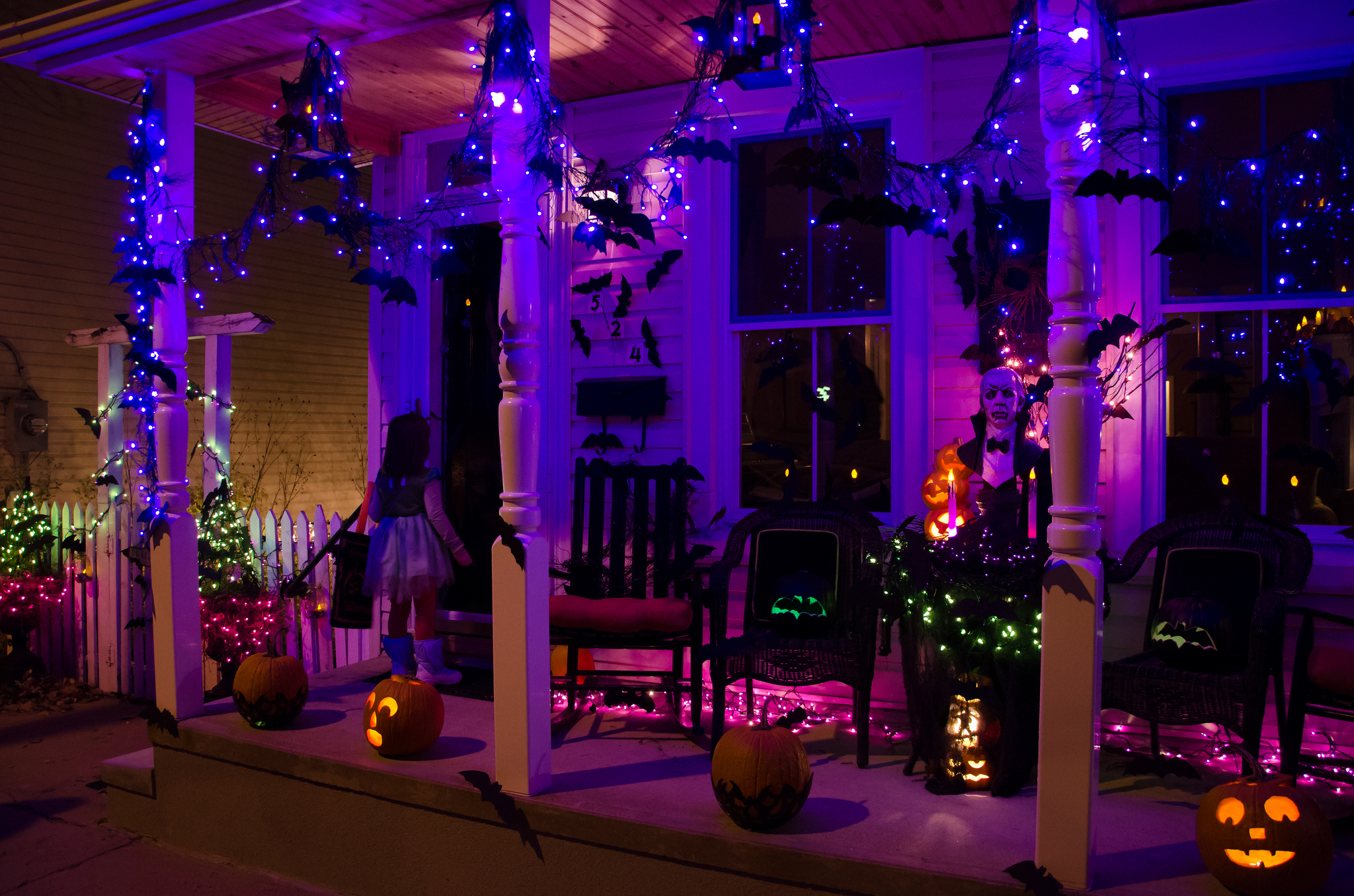 Decoration Exterieur Halloween Complete List Of Halloween Decorations Ideas In Your Home
