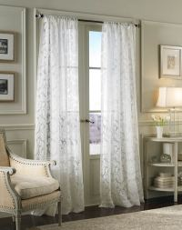 Curtains For White Living Room