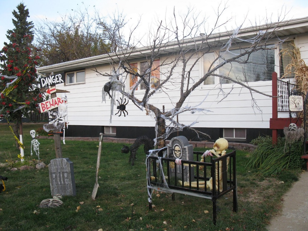 Outdoor Dekoration Outdoor Halloween Decorations Ideas To Stand Out