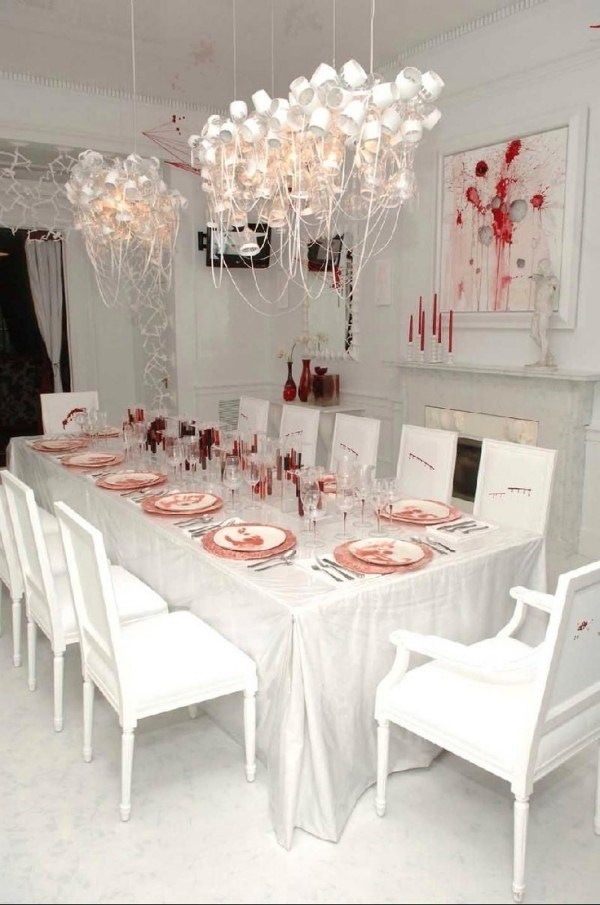 Tischdeko Grau Rosa 21 Funny & Cute Ideas For Halloween Table Decorations