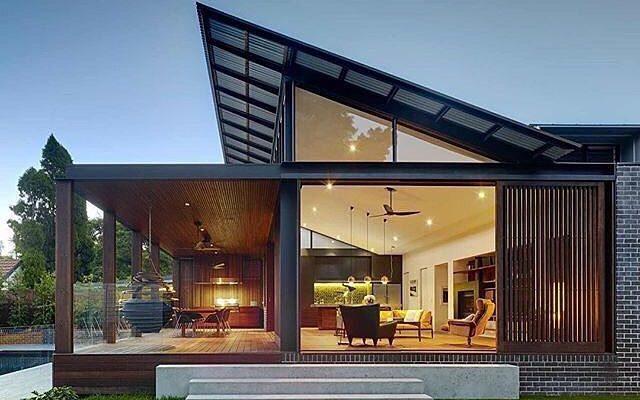 5 Modern Roof Design Ideas - design ideas