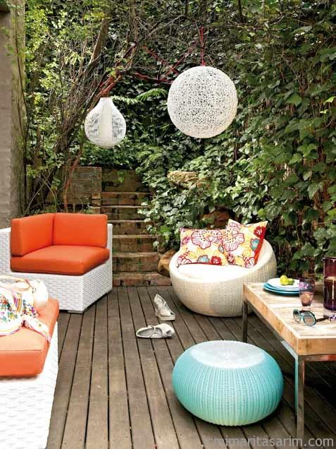 Mükemmel Bahçe Düzenlemeleri (2)