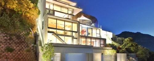 Dağların Arasında Villa İç Tasarımları