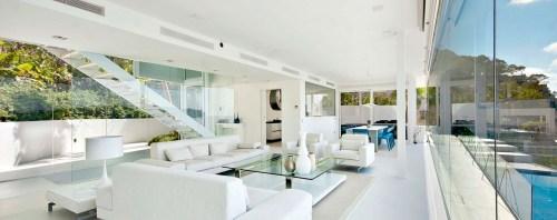 Deniz Manzaralı Lüks Villa Tasarımları