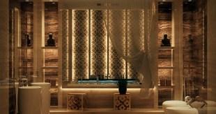 Egzotik Ve Otantik Lüks Banyo Tasarımları