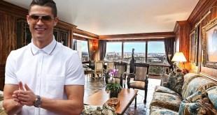 Cristiano Ronaldo'nun 18,5 Milyon Dolarlık Evi (10)